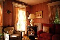 pokój w stylu retro