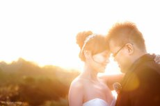 Ślub, młoda para
