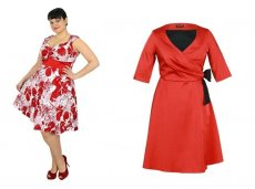 Sukienki wizytowe w duzych rozmiarach
